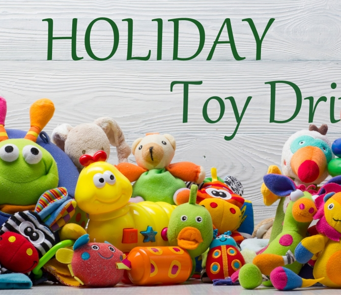 ADNO Holiday Toy Drive