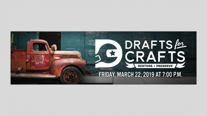 Drafts for Crafts 2019