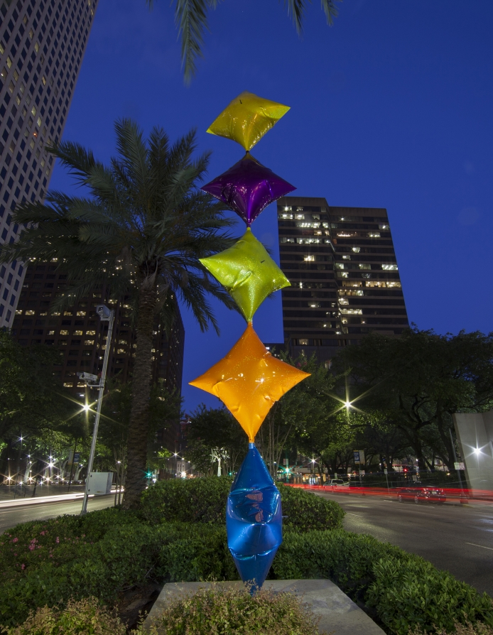 The Poydras Corridor Sculpture Exhibition