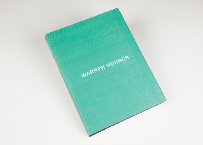Warren Rohrer Monograph