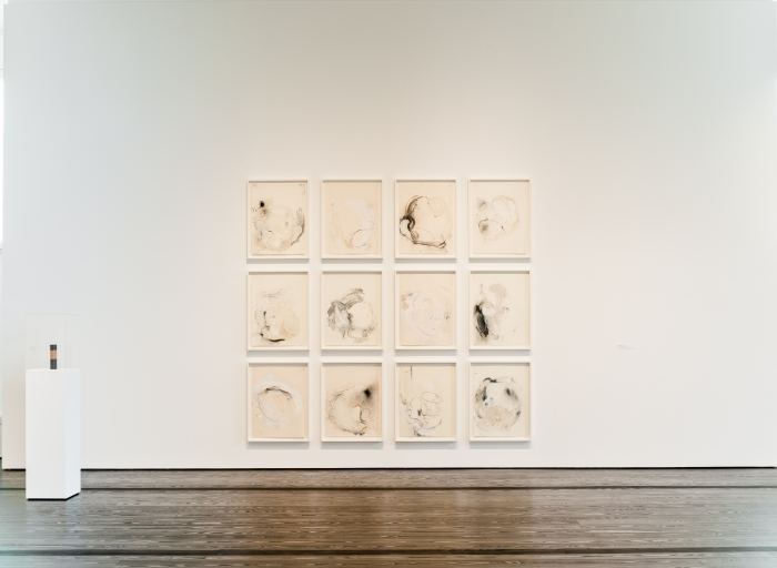 Joseph Havel at the Menil Collection Drawing Institute