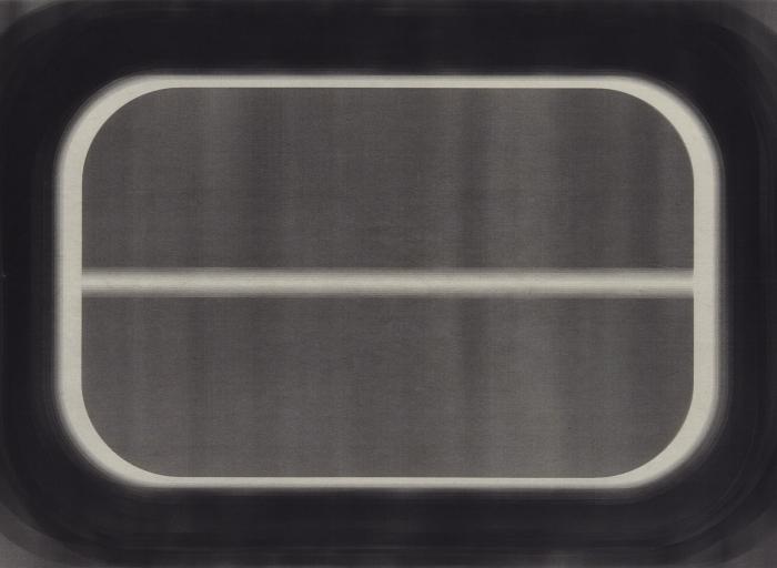 "Alt=""Marsha Cottrell, Aperture Series (28), 2015, Laser toner on paper"""