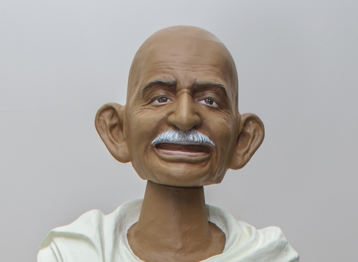 Inappropriated: The Toy Gandhi