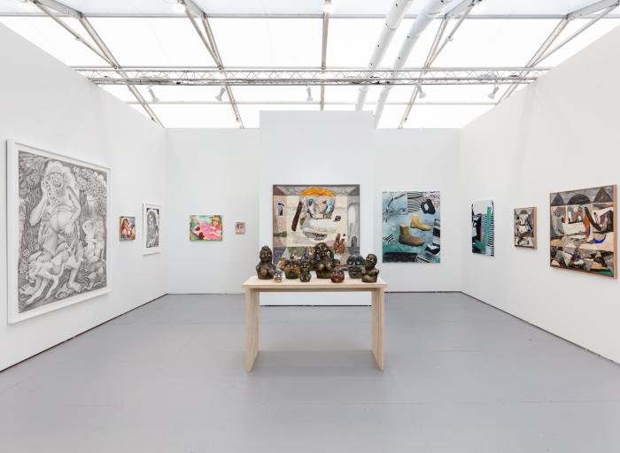 Asya Geisberg Gallery at UNTITLED Miami