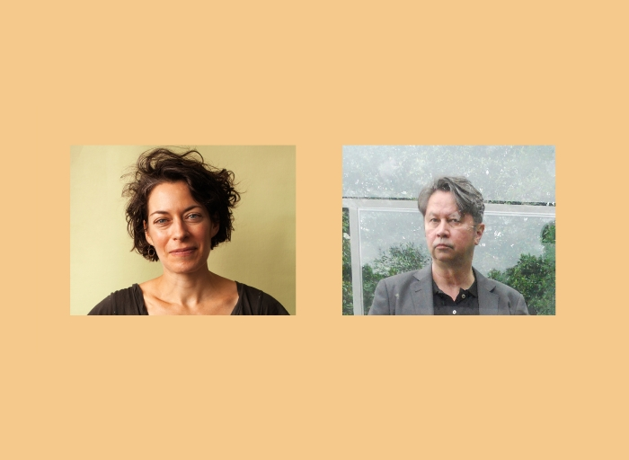 In Conversation: Paul Laster & Angelina Gualdoni