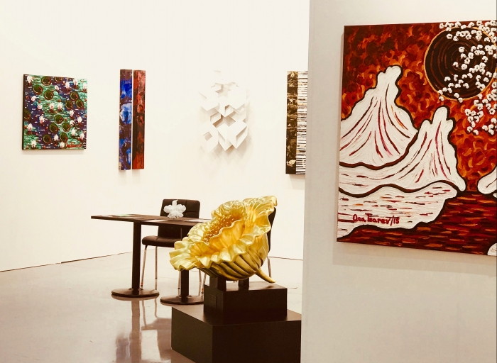 KIAF Art Fair, Seoul September 2019