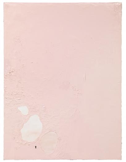 Ohne Titel, 2012  oil, acrylic on canvas  70 3/4 x 53 3/4