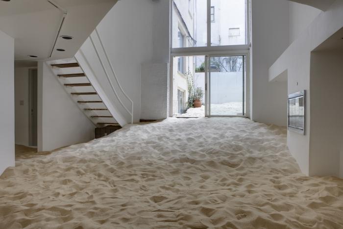 Lutz Bacher, Book of Sand, 2011-2012