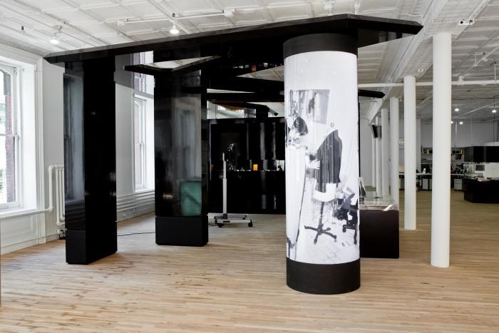 Bernadette Corporation Installation View Artists Space New York 2012