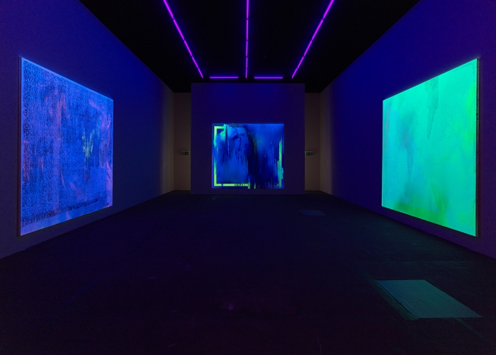 Installation view, Unlimited, Basel, 2016