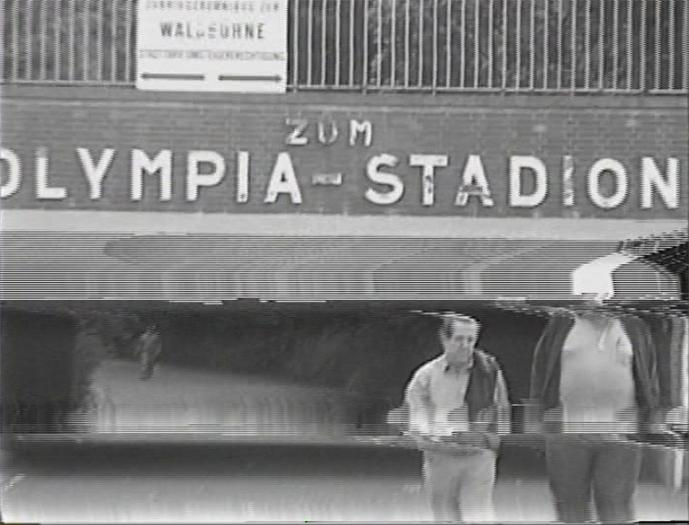 Lutz Bacher, Olympiad, 1997