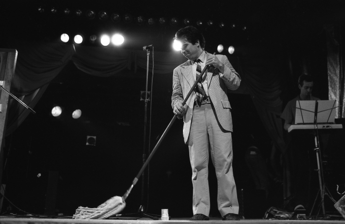 Michael Smith, Mike's Talent Show, 1985  Performance view, Danceteria, New York, 1985