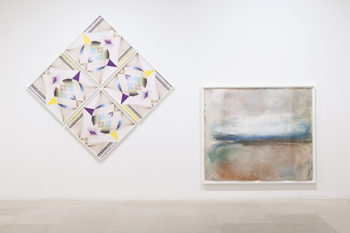 Works on Paper, Greene Naftali, New York, 2015