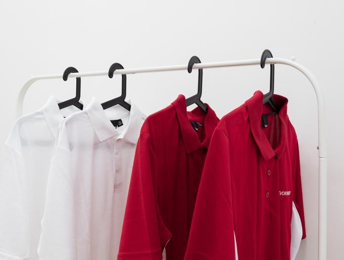 Trevor Shimizu Limited edition monogrammed golf shirts