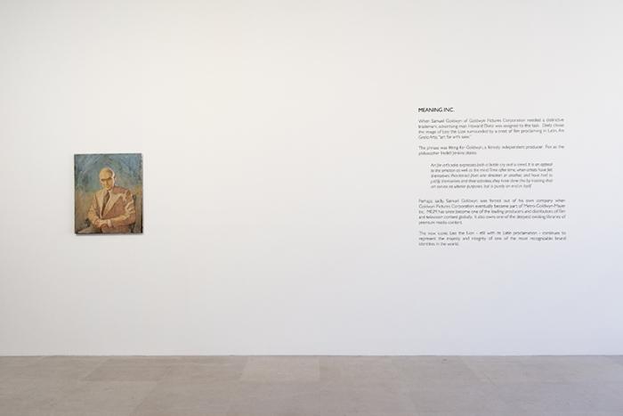 Meaning Inc Michael Fullerton Exhibitions Greene Naftali