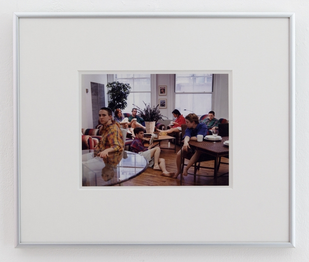 Art Club 2000 Untitled (Conran's 2), 1992-3 C-print Image: 6 x 7 1/2 inches (15.2 x 19.1 cm) Frame: 12 1/8 x 14 1/8 x 3/4 inches (30.8 x 35.9 x 1.9 cm)