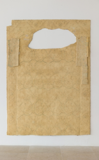 Gedi Sibony The Flounder, 2013 Carpet 92 x 67 inches (233.7 x 170.2 cm)