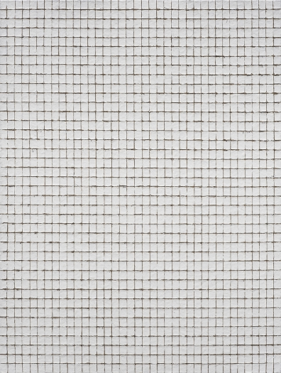Chung Sang-Hwa Untitled 2015-2-12, 2015 Acrylic on canvas 51 3/8 x 38 1/8 inches (130.3 x 97 cm)