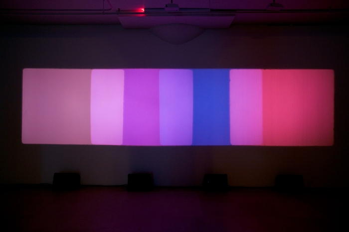 Paul Sharits Shutter Interface, 1975
