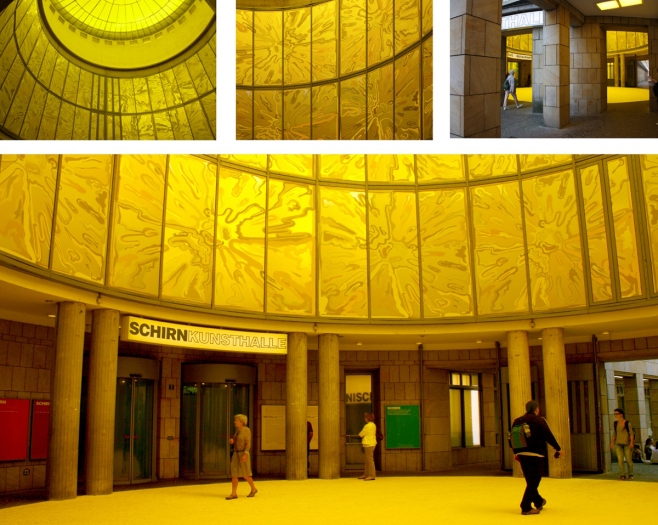 The Schirn Ring, Schirn Kunsthalle, Frankfurt, Germany, 2016