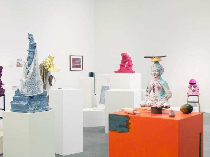 Rachel Harrison Greene Naftali Gallery New York Consider the Lobster Bard College 2009