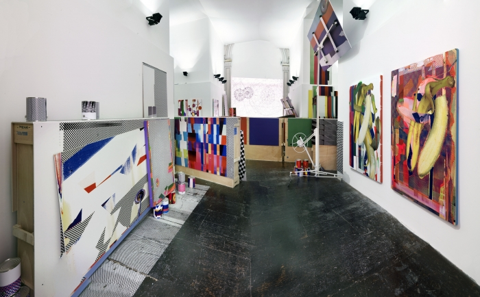 Installation view, Making Worlds, 53rd Venice Biennale, Venice, 2009