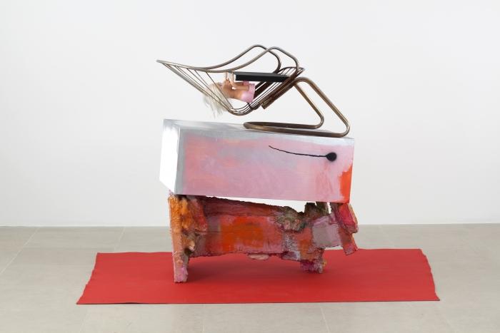 Rachel Harrison Greene Naftali Gallery New York The Spoonbender, 2011