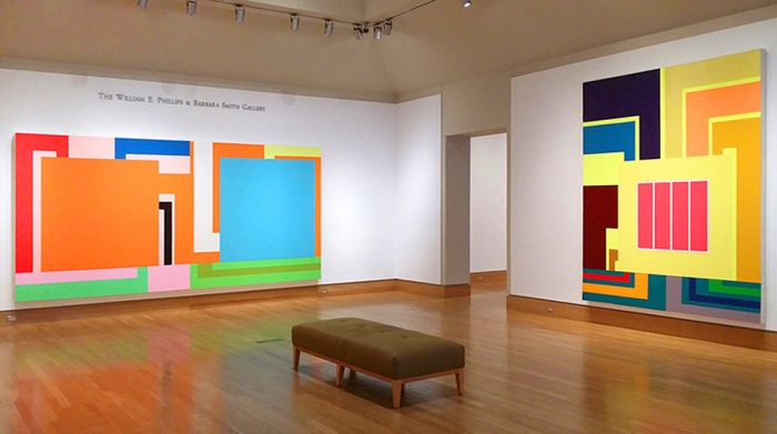 Big Paintings, Florence Griswold Museum, Old Lyme, CT, 2015