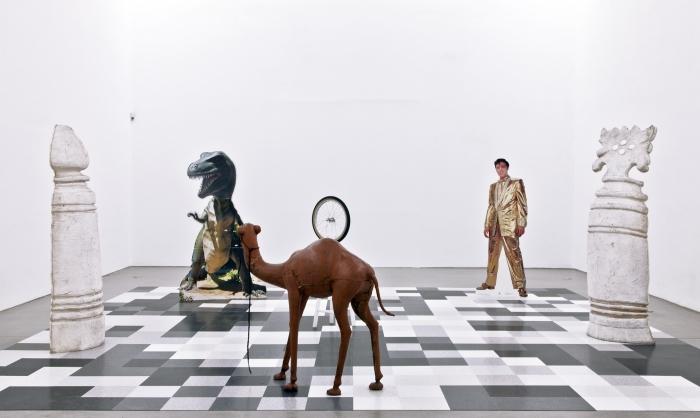 Lutz Bacher, Chess, 2012