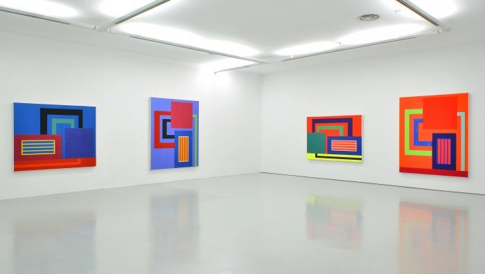 Installation view, Musée d'Art Moderne, Saint-Étienne, Métrople, Saint-Priest-en-Jarez, France, 2014