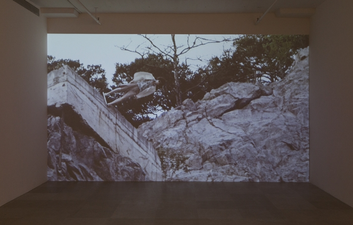 John Miller and Richard Hoeck Mannequin Death, 2015 Single channel video, flash files 3 min. 13 sec.