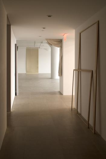 Installation view  Greene Naftali, New York, 2008