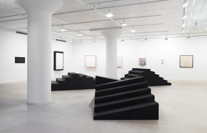 Installation view  Greene Naftali New York 2013