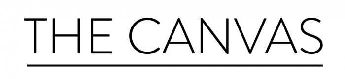 Title for the Canvas + logo