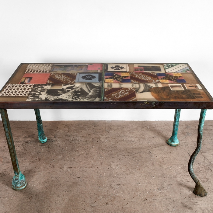 Untitled (Tile Table)