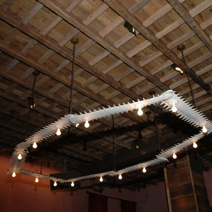 Sawtooth Chandelier