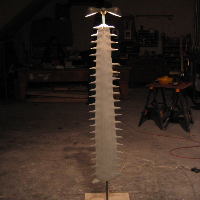 Sawtooth Lamp