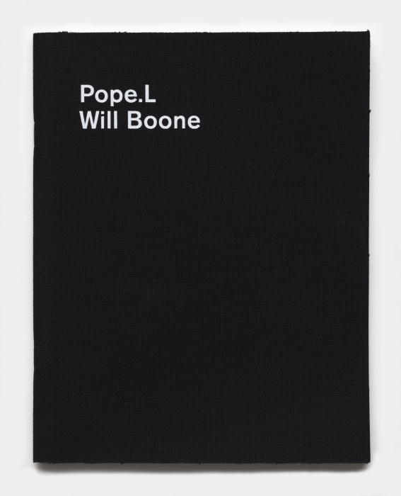 Will Boone and Pope.L