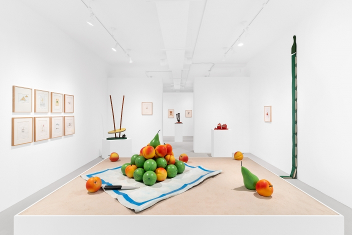 Claes Oldenburg & Coosje van Bruggen