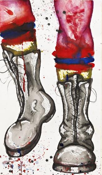 Watercolors 2016-17