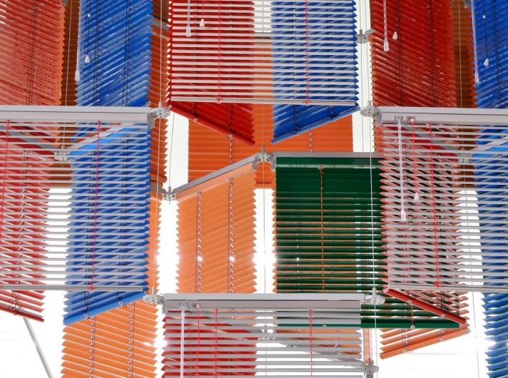 haegue_yang_blind_curtain_flash_behind_tricolore_2013