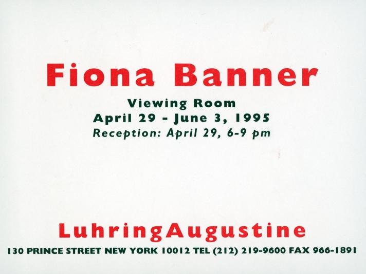 Fionna Banner