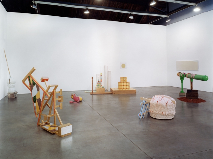 New Slang: Emerging Voices in Sculpture