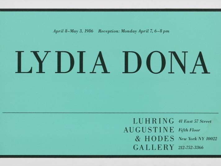 Lydia Dona
