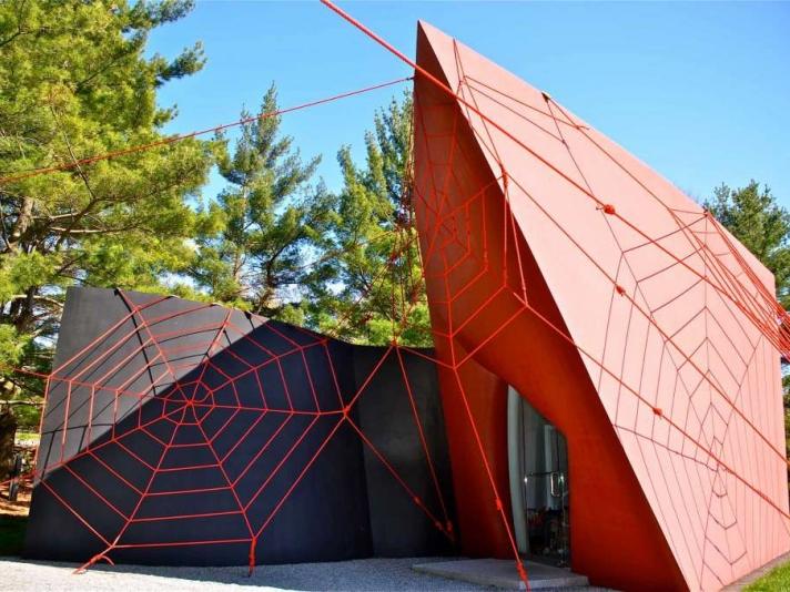 New Canaan art installation to ensnare Da Monsta