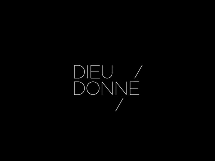 E.V. Day at Dieu Donné Video