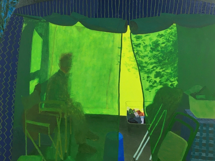Camping With Henry, Leigh Werrell