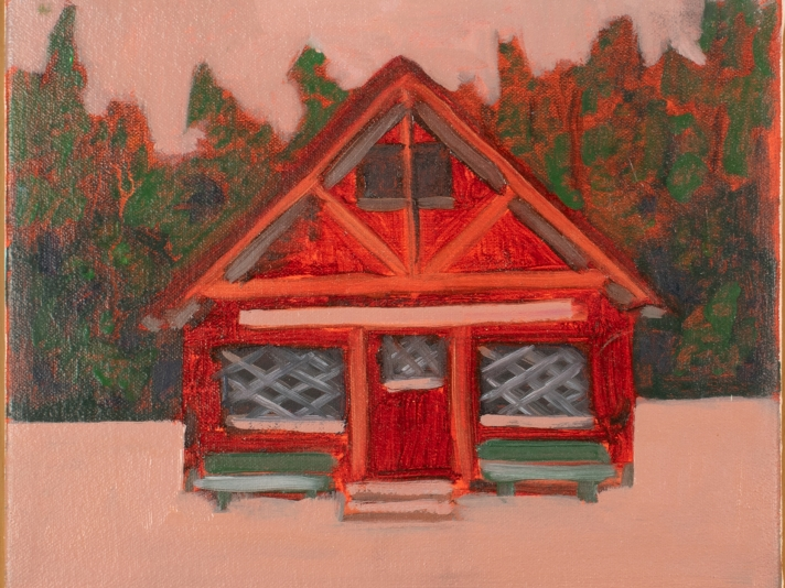 Dave Walsh, Pioneer Cabin