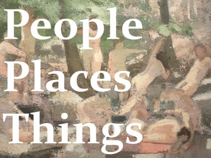 People Places Things, Group Show, Gross McCleaf Gallery