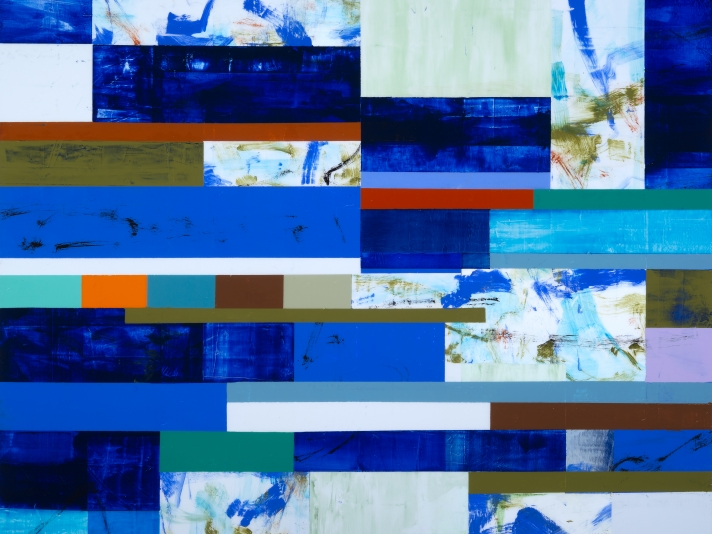 Val Rossman, Acrylic On Panel